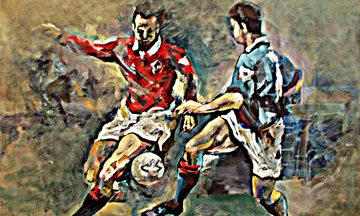 Το ποδόσφαιρο της ποίησης