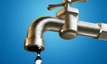 Διακοπή νερού σε 5 δήμους της Αθήνας