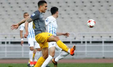 Δυο γκολ ο Κλωναρίδης στο 4-0 της ΑΕΚ επί του Παναιτωλικού