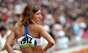 """Δεβετζή: """"Συγχαρητήρια για την πρόκριση. Παντα αθλήτρια του Ολυμπιακού"""""""