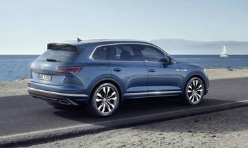 Νέο Touareg: Το πιο πολυτελές Volkswagen