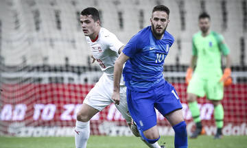 Ήττα με 1-0 από την... Μουντιαλική Ελβετία για την Εθνική Ελλάδος