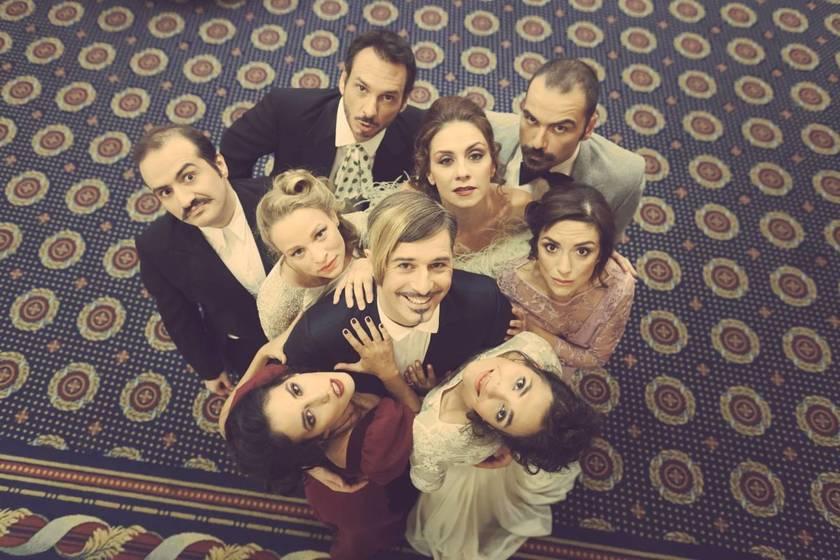 """Αποτέλεσμα εικόνας για Ζωρζ Φεντώ """"Ράφτης κυριών"""" θέατρο Αυλαία Μπουρδούμης"""