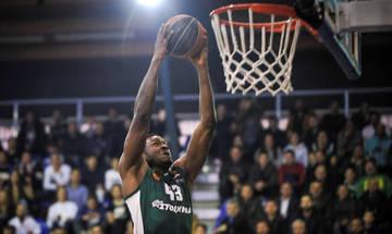 Ο Παναθηναϊκός νίκησε στα Τρίκαλα με 96-66