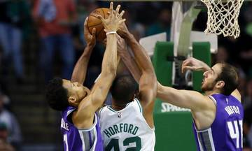 NBA: Ήττες για Κουφό και Ντόρσεϊ – Αποτελέσματα, βαθμολογίες