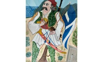 Η ζωγραφική του Ευγένιου Σπαθάρη στο Μουσείο Μπουζιάνη