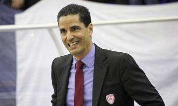 Σφαιρόπουλος: «Τώρα πρέπει να ανεβάσουμε ρυθμούς»