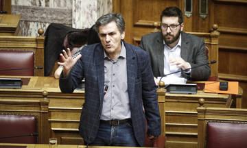 Ο Τσακαλώτος για ΠΑΟΚ και Μουστακίδη στη Βουλή