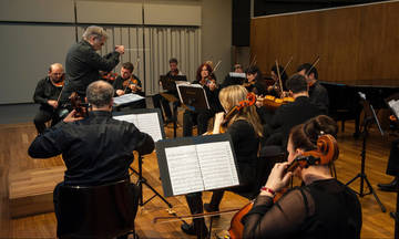 Η Ορχήστρα Academica Αθηνών ταξιδεύει στην Αττική