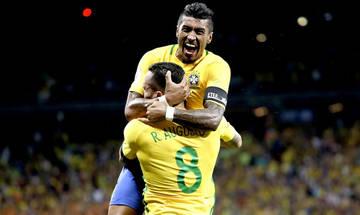 Ρεβάνς της Βραζιλίας, αλλά μόλις με 1-0 επί της Γερμανίας(Όλα τα φιλικά)