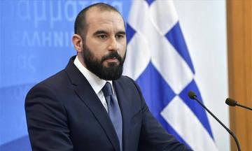 Δ. Τζανακόπουλος για Έλληνες στρατιωτικούς: Να συμμορφωθεί η Τουρκία