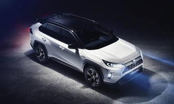 Αυτό είναι το νέο Toyota RAV4