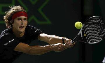 Στα ημιτελικά του Miami Open Ζβέρεβ και Μπούστα