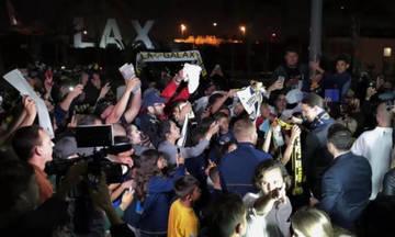 Χαμός στην υποδοχή του Ιμπραΐμοβιτς στο Λος Άντζελες