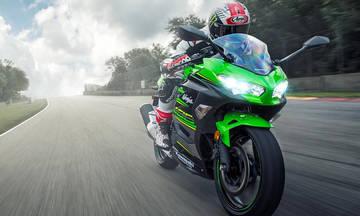 Η νέα Kawasaki Ninja 400 στην Ελλάδα