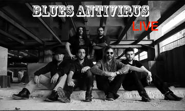 Οι Blues Antivirus live στο Faust