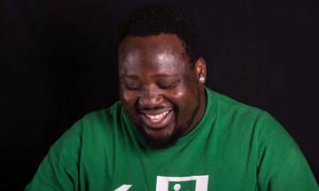 O Jerome Kaluta στον Σταυρό του Νότου
