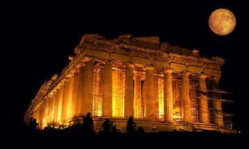 Το Πάνθεο των αρχαίων Ελλήνων