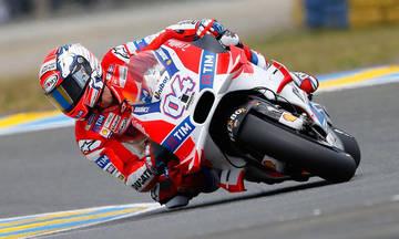 Η Ducati προσπαθεί να «δέσει» τον Ντοβιτσιόζο