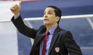 Σφαιρόπουλος: «Να έρθει στο γήπεδο ο κόσμος με τη Ζαλγκίρις»