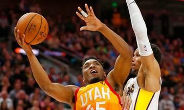 NBA: Γιούτα για πλέι οφ - Αποτελέσματα, βαθμολογίες