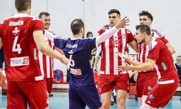 LIVE: Ραβέννα-Ολυμπιακός 3-1 ΣΕΤ