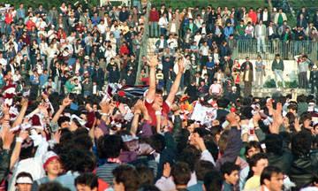 1988: Η Άνοιξη της Λάρισας (vid)