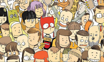 Comicdom Con Athens 2018: 13 χρόνια η μεγάλη γιορτή των comics!