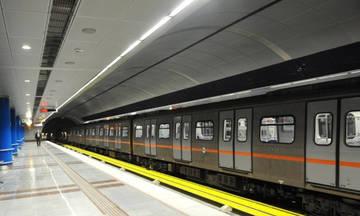 Κανονικά το μετρό την Τρίτη του Πάσχα