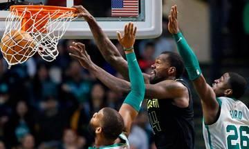 NBA: Θρίαμβος των Χοκς - Αποτελέσματα, βαθμολογίες