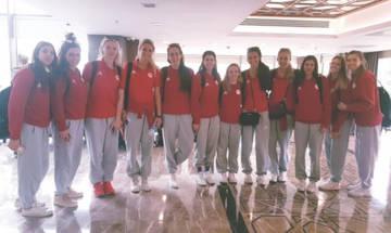 Το κορίτσια του Ολυμπιακού έφτασαν Προύσα για την κούπα
