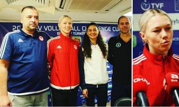 Κοβάτσεβιτς: «Παίζουμε καλύτερα εκτός έδρας»