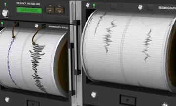 Χτύπησε σεισμός 4.9 Ρίχτερ τις Κυκλάδες