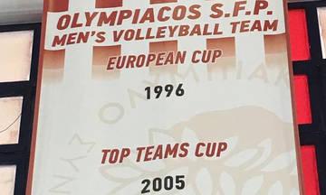 Ιστορική ημέρα για τον Ολυμπιακό