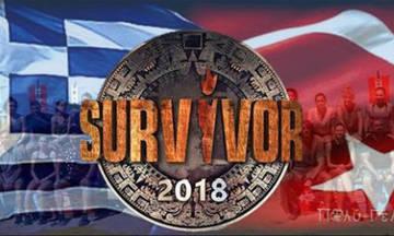 Ο λόγος που διακόπηκαν τα παιχνίδια Ελλάδας-Τουρκίας στο Survivor