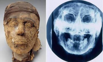 Φως στο μυστήριο αιγυπτιακής μούμιας ηλικίας 4.000 ετών, από το FBI