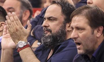 Μαρινάκης: «Ο Ολυμπιακός παραμένει νικητής»