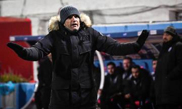 Λουτσέσκου: «Μας έκλεψαν δυο ομάδες από την Αθήνα»