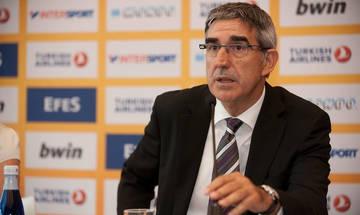 Διέψευσε ο Μπερτομέου για final four το 2019 στη Μόσχα - Υποψήφια και η Αθήνα