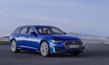 Αποκάλυψη για το νέο Audi A6 Avant (vid)