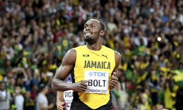 Μπολτ: «Έτρεχα ξυπόλυτος και παίζαμε ποδόσφαιρο στους δρόμους»