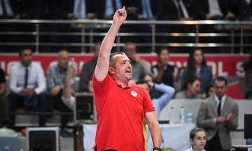 Κοβάτσεβιτς: «Θέλω να μείνω στον Ολυμπιακό»