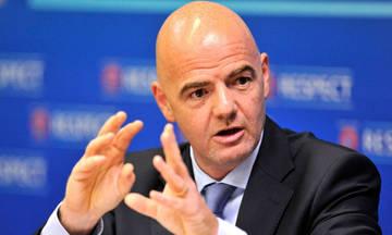 FIFA: Σκέψεις για Μουντιάλ με 48 ομάδες το 2022