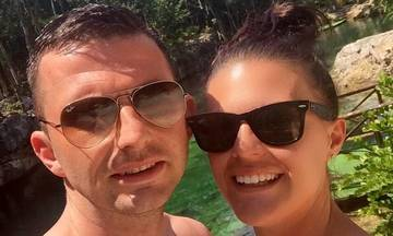 Η σύζυγος του Όλιβερ βγάζει selfie στο Μπερναμπέου και οι Ιταλοί την... στολίζουν