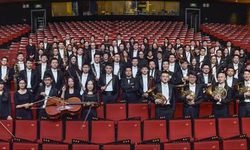 Η Φιλαρμονική Ορχήστρα του Hangzhou στο Μέγαρο Μουσικής Θεσσαλονίκης