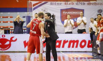 Σφαιρόπουλος: Δεν συναντάς εύκολα παίκτες σαν τον Σπανούλη - Κάνει τα πάντα μέσα στο γήπεδο