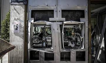 Εμπρησμοί σε ΑΤΜ τα ξημερώματα στο Περιστέρι