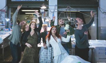 Δεσποινίς Δυστυχία, του Τσιμάρα Τζανάτου στο Θέατρο Φούρνος