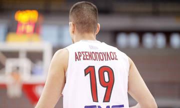 """""""MVP"""" ο Αρσενόπουλος"""