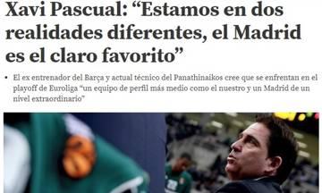 Πασκουάλ: «Η αποχώρηση από την Ευρωλίγκα δεν είναι απειλή, αλλά απόφαση»